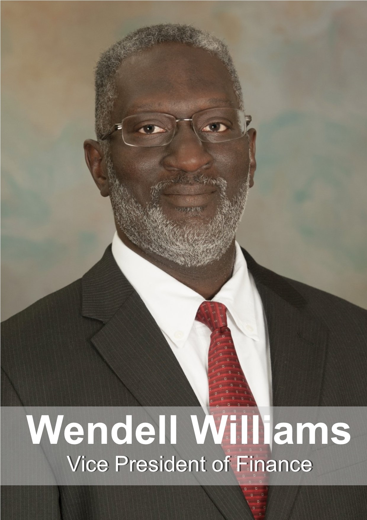 Wendell Williams Manager of Finance