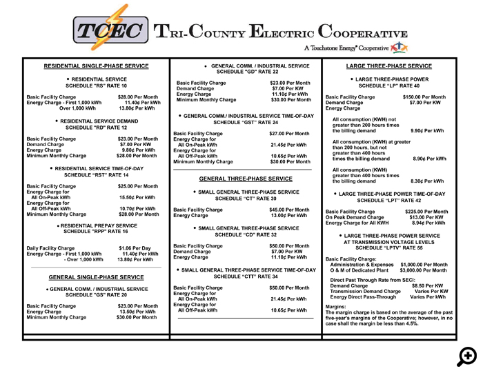 tri county electric online bill pay